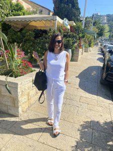 חיפה היפה ורד אמיר