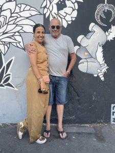 איפה הייתי ומה עשיתי- בחיפה היפה סיורי גרפיטי